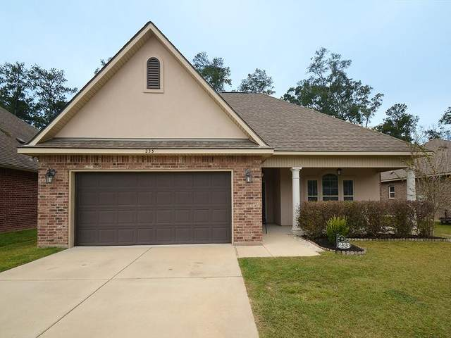 233 Knoll Pine Circle, Covington, LA 70435 (MLS #2273324) :: The Sibley Group