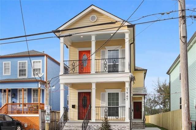 1967 N Galvez Street, New Orleans, LA 70119 (MLS #2273339) :: The Sibley Group