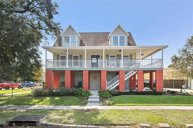 560 Chapelle Street, New Orleans, LA 70124 (MLS #2273346) :: The Sibley Group