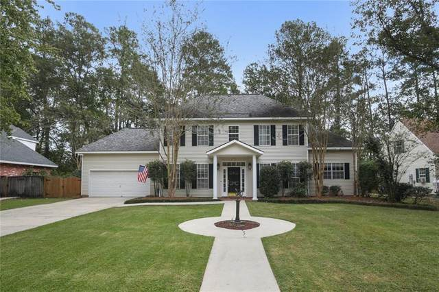 370 Beau Rivage Drive E, Mandeville, LA 70471 (MLS #2273380) :: Turner Real Estate Group