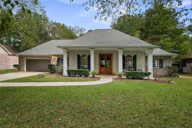 8011 Elizabeth Lane, Mandeville, LA 70448 (MLS #2273383) :: Reese & Co. Real Estate