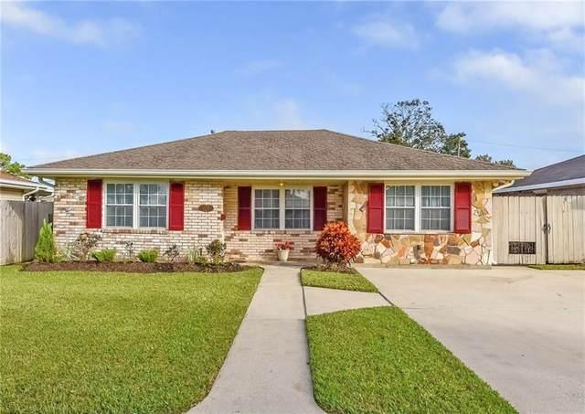 124 Johns Hopkins Drive, Kenner, LA 70065 (MLS #2273386) :: Reese & Co. Real Estate