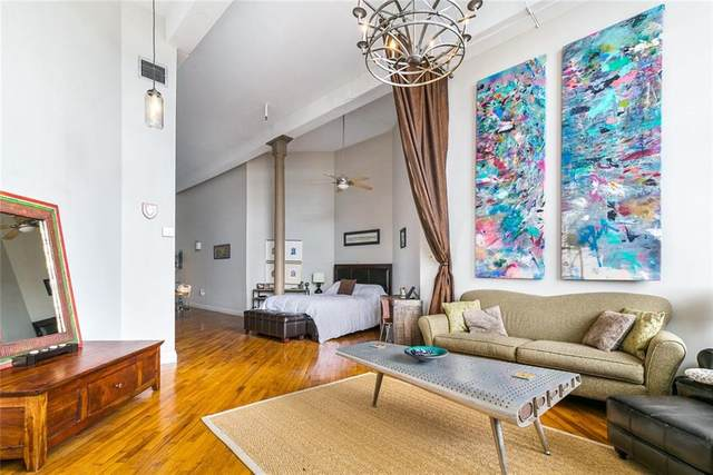 920 Poeyfarre Street #371, New Orleans, LA 70130 (MLS #2273405) :: Reese & Co. Real Estate