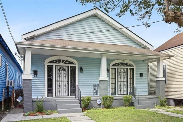 1731 N Broad Street, New Orleans, LA 70119 (MLS #2273413) :: The Sibley Group