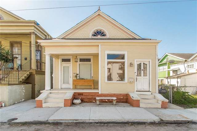 613/ 615 Alix Street, New Orleans, LA 70114 (MLS #2273491) :: Reese & Co. Real Estate