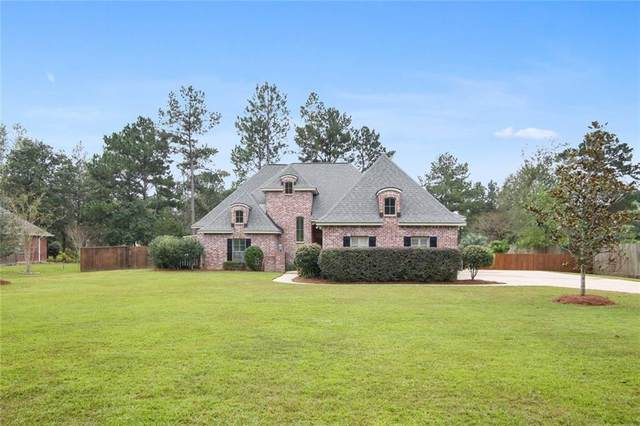 219 Thornwood Drive, Covington, LA 70435 (MLS #2273503) :: Reese & Co. Real Estate