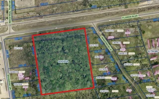 Florida Boulevard, Walker, LA 70785 (MLS #2273524) :: Crescent City Living LLC