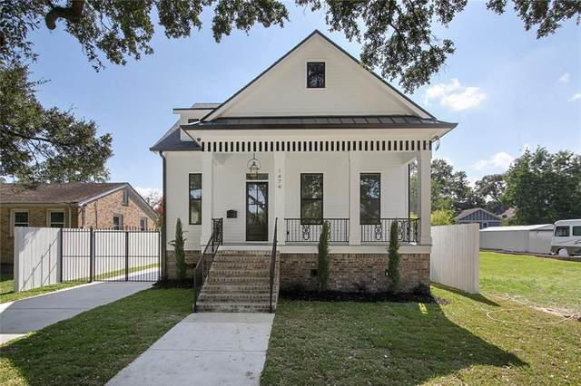 1474 Mithra Street, New Orleans, LA 70122 (MLS #2273539) :: The Sibley Group
