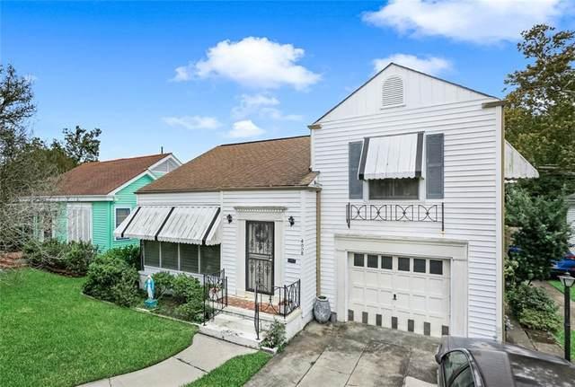 4008 Fairmont Drive, New Orleans, LA 70122 (MLS #2273545) :: Reese & Co. Real Estate