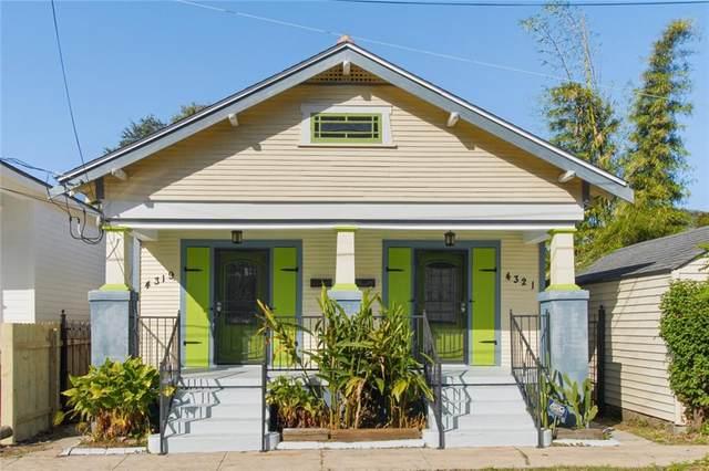 4319 Marais Street, New Orleans, LA 70117 (MLS #2273564) :: Reese & Co. Real Estate