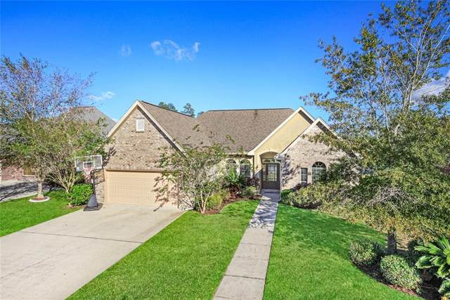 414 Kensington Boulevard, Slidell, LA 70458 (MLS #2273625) :: Reese & Co. Real Estate