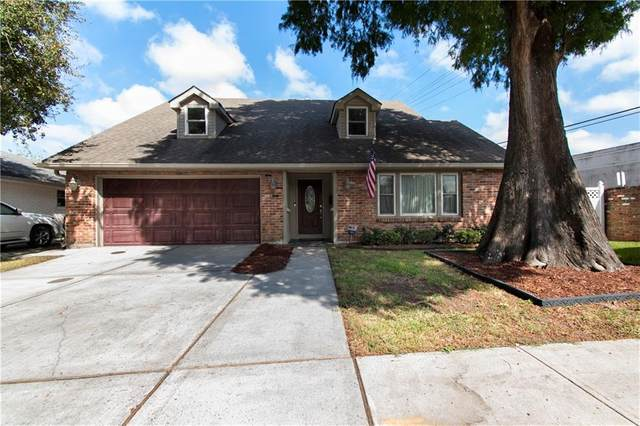 101 Country Club Drive, New Orleans, LA 70124 (MLS #2273701) :: Watermark Realty LLC