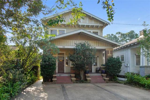 2121-23 Adams Street, New Orleans, LA 70118 (MLS #2273710) :: Robin Realty