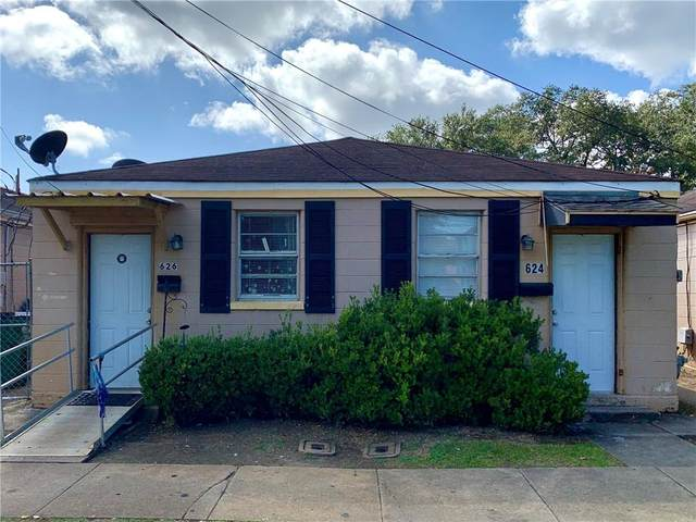 624 Governor Hall Street, Gretna, LA 70053 (MLS #2273734) :: Crescent City Living LLC