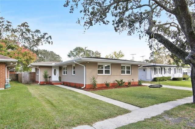 1205 Francis Avenue, Metairie, LA 70003 (MLS #2273743) :: The Sibley Group