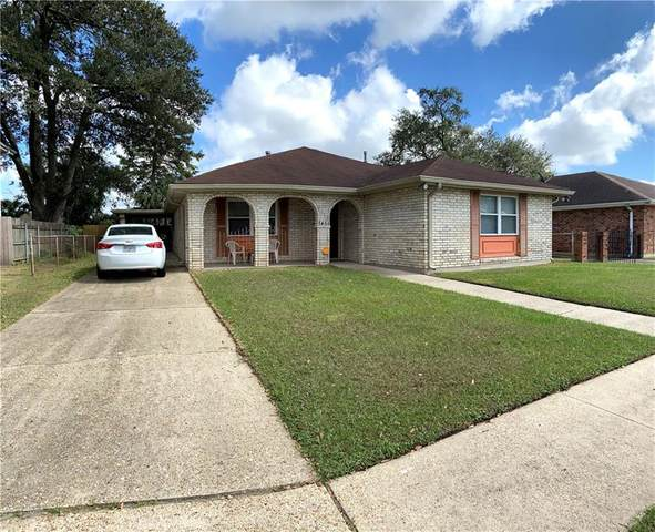7451 Crestmont Road, New Orleans, LA 70126 (MLS #2273768) :: The Sibley Group