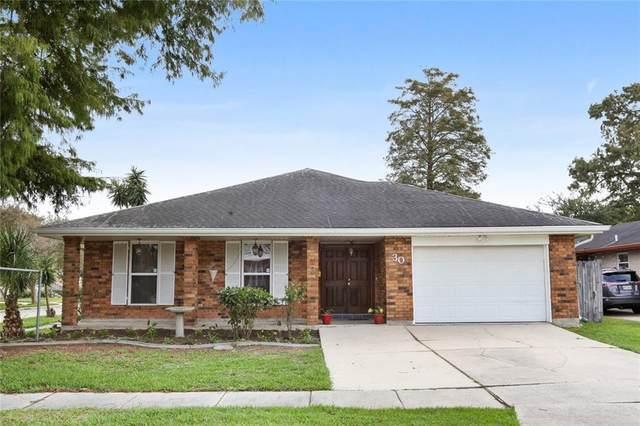 30 Theresa Avenue, Kenner, LA 70065 (MLS #2273794) :: Reese & Co. Real Estate