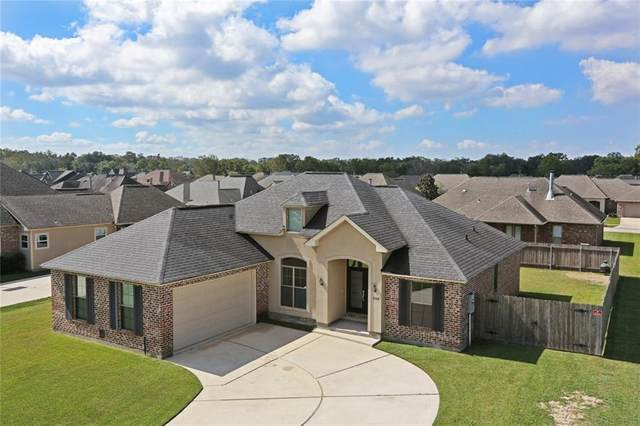 404 Lakewood Drive, Luling, LA 70070 (MLS #2273874) :: Turner Real Estate Group