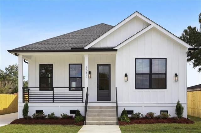 2617 Plaza Drive, Chalmette, LA 70043 (MLS #2273908) :: Robin Realty
