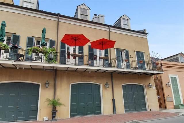505 Burgundy Street #505, New Orleans, LA 70112 (MLS #2273918) :: Turner Real Estate Group