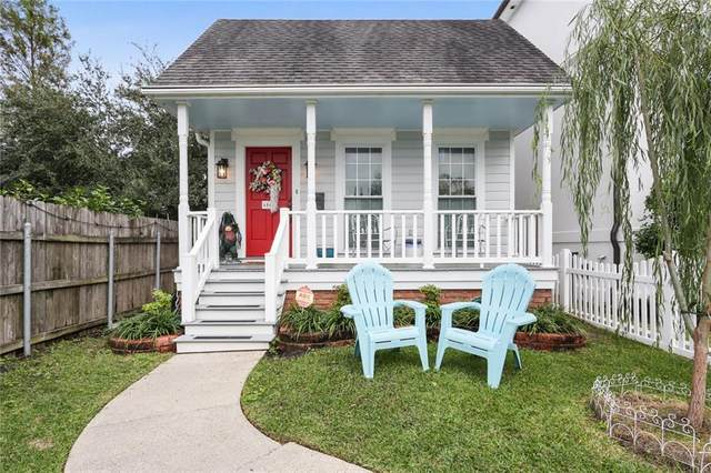 6063 Marshall Foch Street, New Orleans, LA 70124 (MLS #2273986) :: Reese & Co. Real Estate