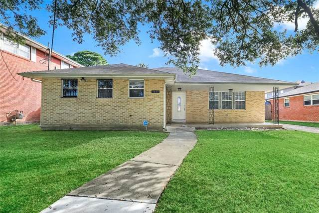 5643 Pratt Drive, New Orleans, LA 70122 (MLS #2273997) :: The Sibley Group