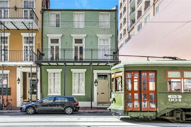 629 St Charles Avenue, New Orleans, LA 70130 (MLS #2274012) :: Reese & Co. Real Estate
