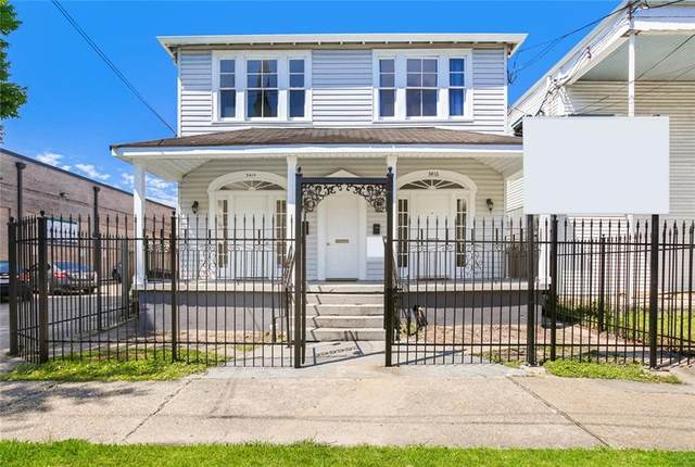 3416 Canal Street A, New Orleans, LA 70119 (MLS #2274019) :: Reese & Co. Real Estate