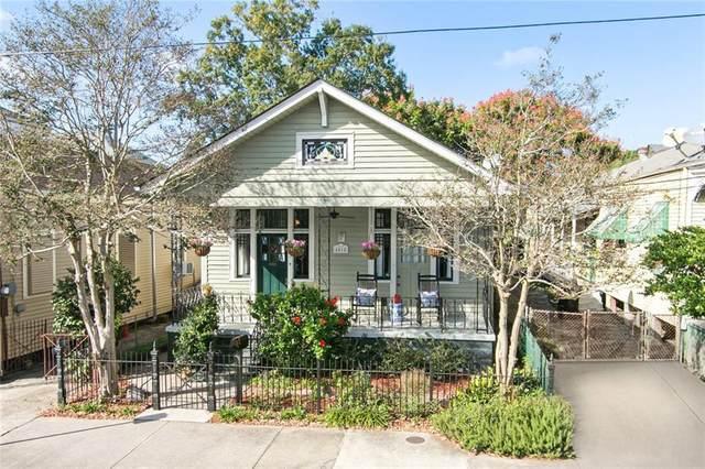 4515 Laurel Street, New Orleans, LA 70115 (MLS #2274022) :: Turner Real Estate Group