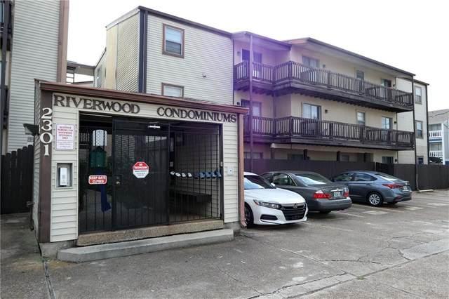 2301 Edenborn Avenue #612, Metairie, LA 70001 (MLS #2274077) :: Robin Realty