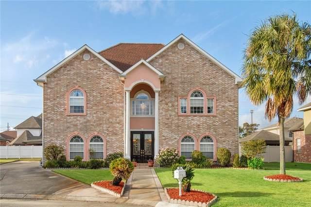 13 Wedgwood Court, Harvey, LA 70058 (MLS #2274091) :: Turner Real Estate Group