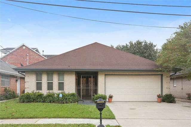 4805 Taft Park, Metairie, LA 70002 (MLS #2274104) :: Reese & Co. Real Estate