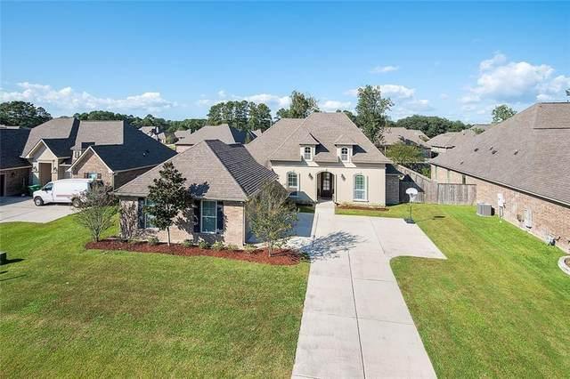 120 Laurel Oaks Road, Madisonville, LA 70447 (MLS #2274121) :: Turner Real Estate Group