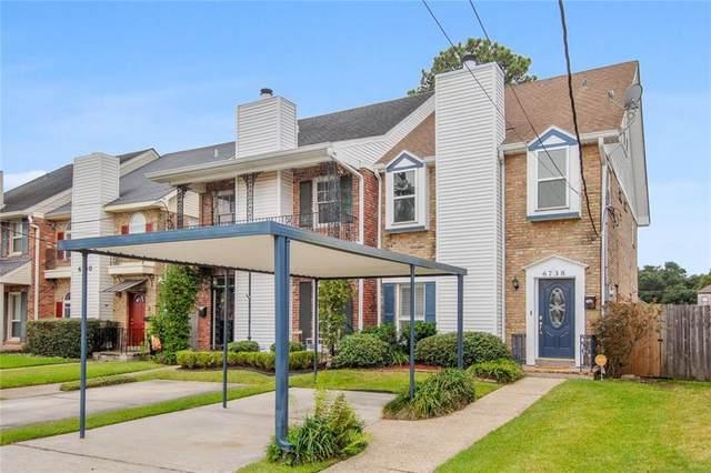 6738 Pontchartrain Boulevard, New Orleans, LA 70124 (MLS #2274139) :: Reese & Co. Real Estate