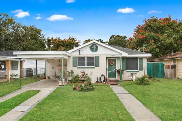 1705 Moisant Drive, Kenner, LA 70062 (MLS #2274213) :: Reese & Co. Real Estate