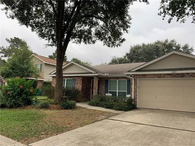1033 Breckenridge Drive, Slidell, LA 70461 (MLS #2274219) :: Turner Real Estate Group