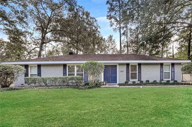 139 Tchefuncte Drive, Covington, LA 70433 (MLS #2274222) :: Crescent City Living LLC