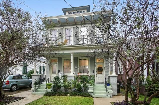 613 N Olympia Street, New Orleans, LA 70119 (MLS #2274228) :: Turner Real Estate Group