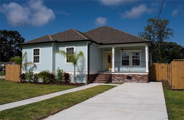 600 Gerry Drive, Kenner, LA 70062 (MLS #2274261) :: The Sibley Group