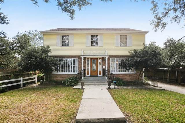 4 Charlotte Drive, New Orleans, LA 70122 (MLS #2274263) :: Turner Real Estate Group