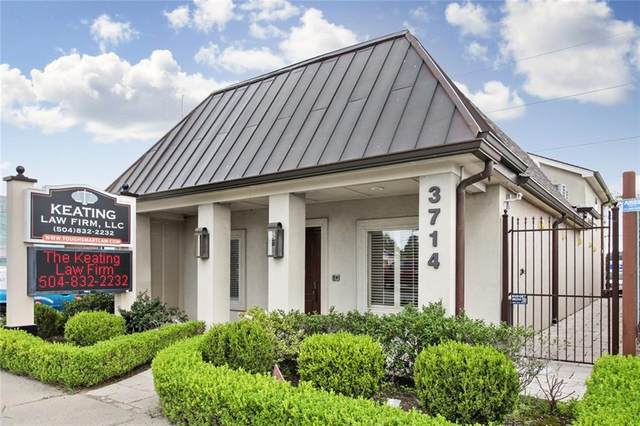 3714 Airline Drive, Metairie, LA 70001 (MLS #2274276) :: Reese & Co. Real Estate