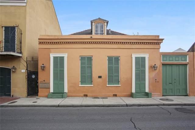 509 Burgundy Street B, New Orleans, LA 70112 (MLS #2274302) :: Reese & Co. Real Estate