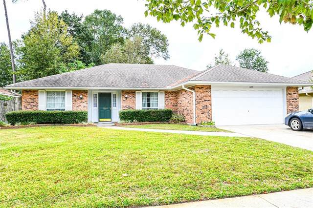 1329 Patriot Drive, Slidell, LA 70458 (MLS #2274345) :: Amanda Miller Realty