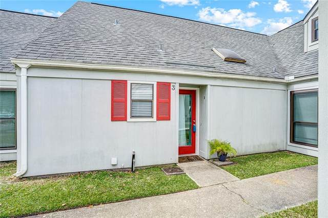 3 Hollycrest Boulevard #3, Covington, LA 70433 (MLS #2274358) :: Turner Real Estate Group