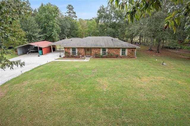 45418 Shadowood Drive, Hammond, LA 70401 (MLS #2274361) :: Turner Real Estate Group