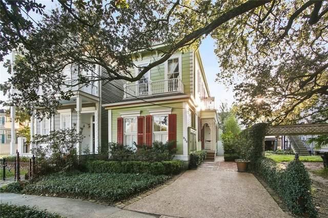 939 Jefferson Avenue, New Orleans, LA 70115 (MLS #2274370) :: Amanda Miller Realty