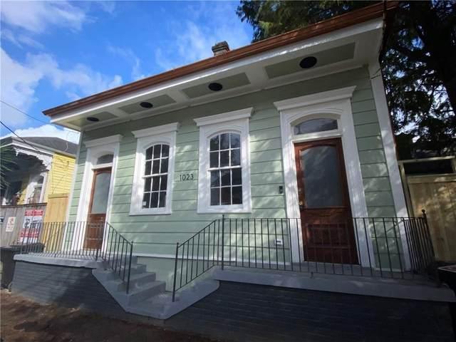 1023 Montegut Street, New Orleans, LA 70117 (MLS #2274470) :: Top Agent Realty