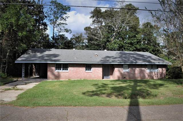 1233 W 5TH Street, Bogalusa, LA 70427 (MLS #2274472) :: Reese & Co. Real Estate