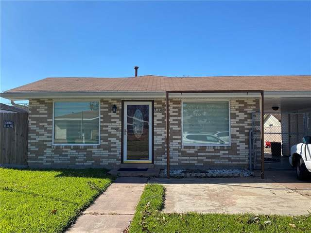 5140 Mount Shasta Drive, Marrero, LA 70072 (MLS #2274480) :: Nola Northshore Real Estate