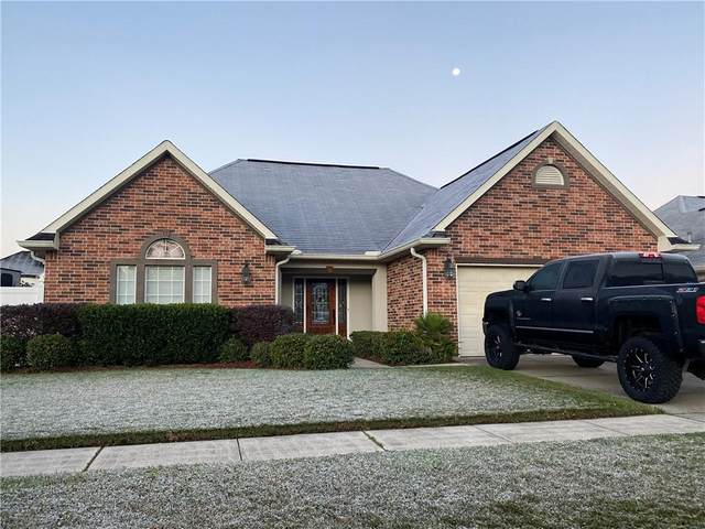 4844 Mill Grove Lane, Marrero, LA 70072 (MLS #2274482) :: Nola Northshore Real Estate